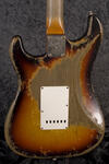 CustomShop 1961 Ultra Relic Stratocaster 3TS (3)