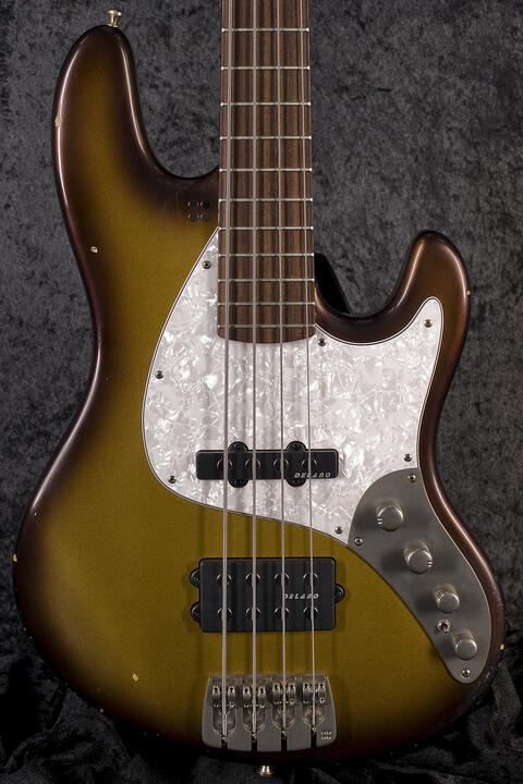 Sandberg California TM4 MN Goldburst SA