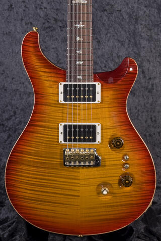 PRS Custom 24 35th Anniversary Dark Cherry Sunburst