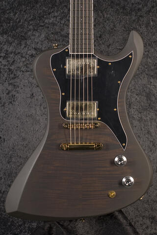 Dunable R2 l brown burst Flame Top