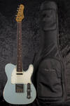Traditional T aged,Sonic Blue (9)