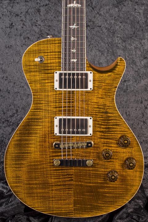 PRS McCarty SingleCut 594 Yellow Tiger