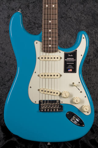 Fender American Professional II Stratocaster RW MBL