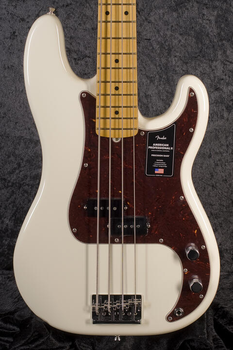 Fender American Professional II P-Bass MN OWT