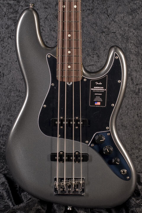 Fender American Professional II Jazz Bass RW MERC