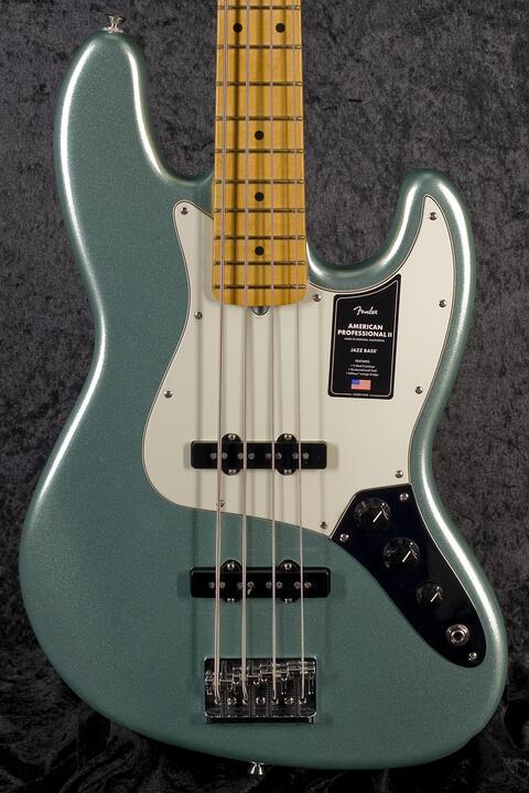 Fender American Professional II Jazz Bass MN MYST SFG