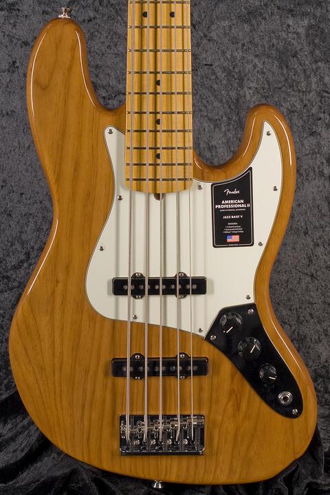 Fender American Professional II Jazz Bass V MN RST PINE