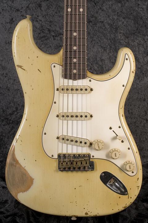 Fender Custom Shop 1961 Strat Masterbuilt Kyle McMillin