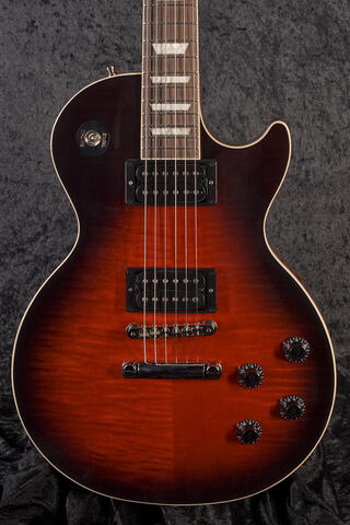 Gibson Les Paul Slash Vermillion Burst