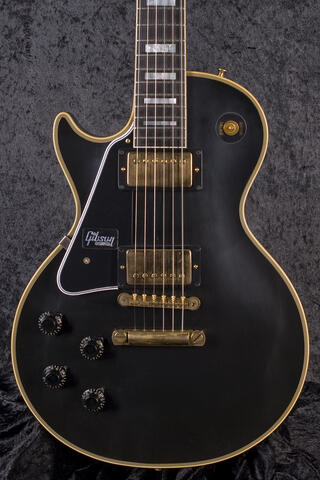 Gibson 1957 Les Paul Custom Black Beauty V.O.S.