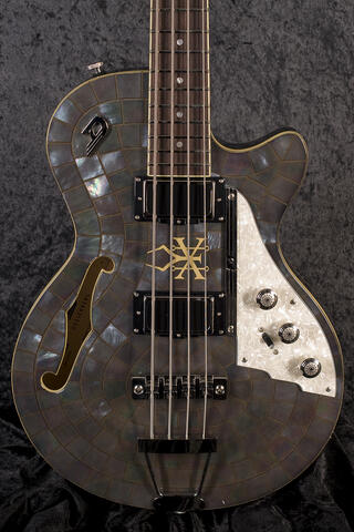Duesenberg Alliance Soundgarden Bass