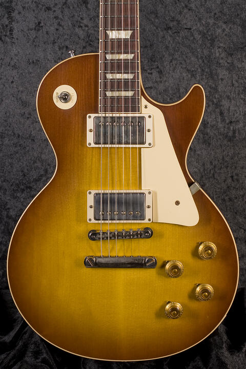 Gibson 1958 Les Paul Standard Reissue VOS IT