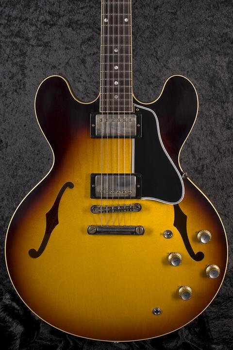 Gibson Custom Shop 1961 ES-335 VOS Vintage Burst