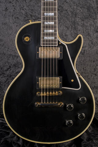 Gibson 1957 Les Paul Custom V.O.S.