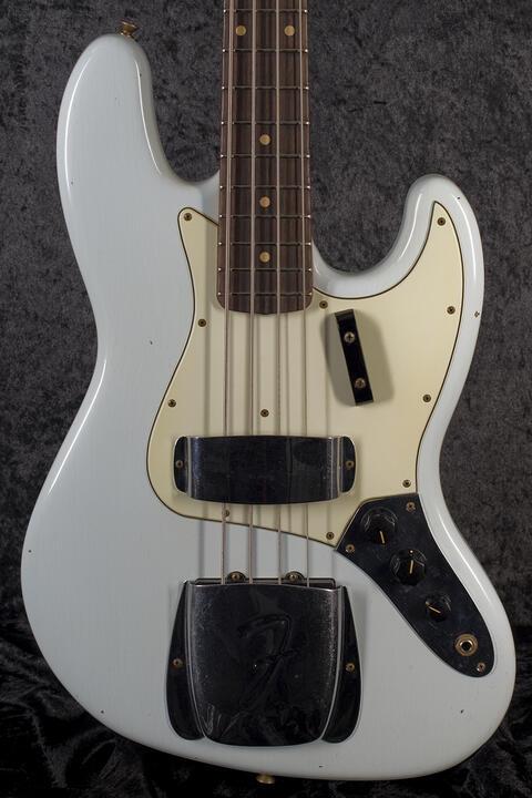 Fender Custom Shop S20 LTD 64 JAZZ BASS JRN SFA SNB