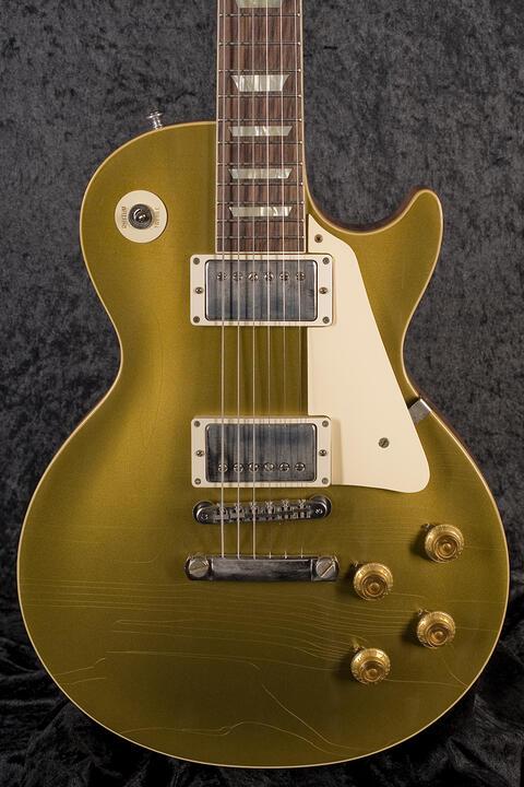 Gibson Custom Shop 1957 Les Paul Goldtop Ultra Light Aged