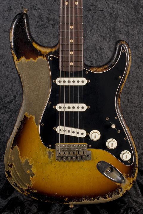 Fender Custom Shop Masterbuilt '63 Stratocaster