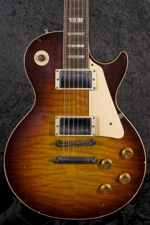 Gibson Custom Shop 1959 Les Paul Lightly Aged