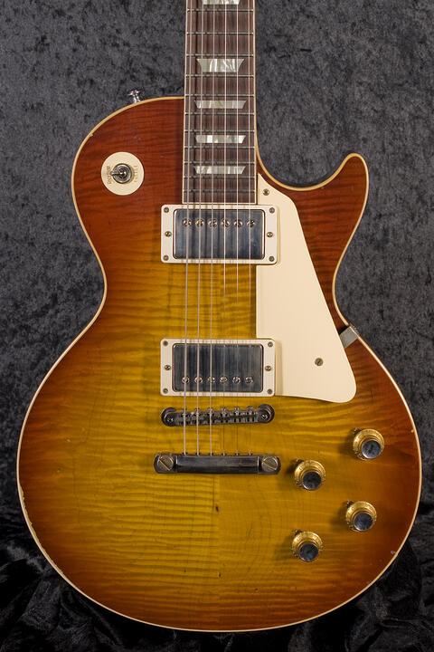 Gibson Custom Shop 1960 Les Paul Standard Light Aged