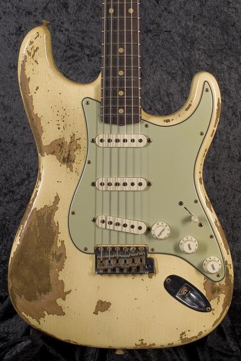 Fender Custom Shop Limited Edition 1960 Dual Mag II Strat