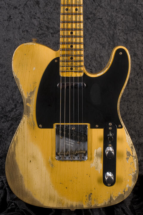 Fender Limited Edition 1951 Nocaster Super Heavy Relic