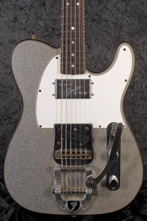 Fender Limited Edition Cunife Tele Custom Journeyman Rel