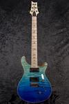 Custom 24 Wood Library Blue Fade (2)