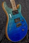 Custom 24 Wood Library Blue Fade (7)