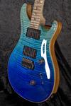 Custom 24 Wood Library Blue Fade (8)