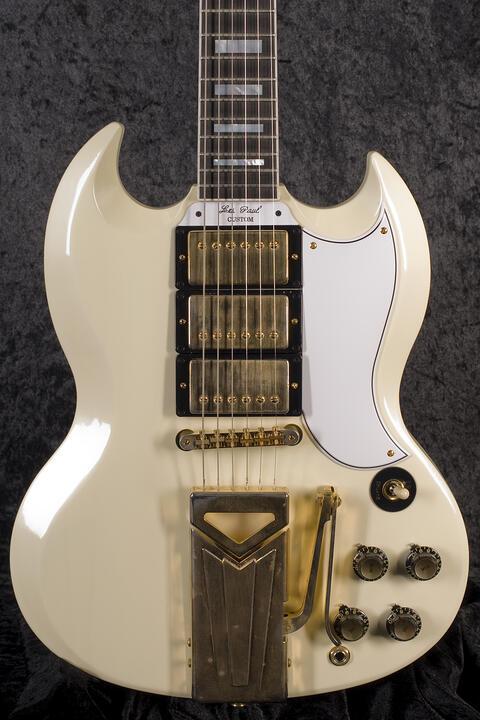 Gibson 60th Anniversary 1961 SG .Custom Reissue