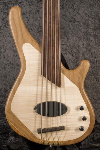 Sandberg Custom 5-String Thinline