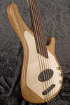 Custom 5-String Thinline (7)