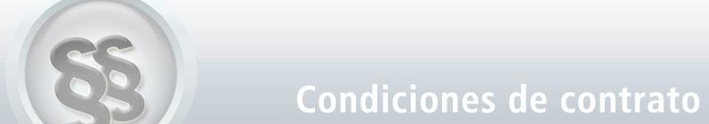 Condiciones de contrato | Musik Produktiv