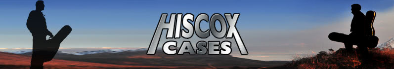 Hiscox · Acoustic Guitar Cases