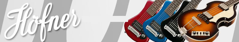Höfner Ignition · Basses