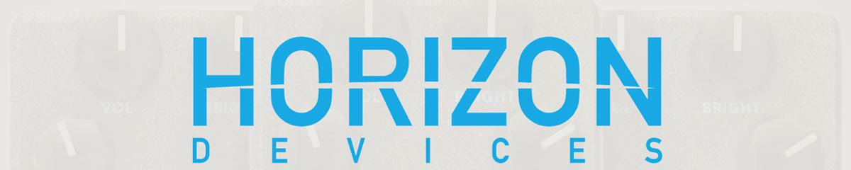 Horizon Devices · Efectos para guitarra
