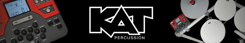 KAT Percussion by fender