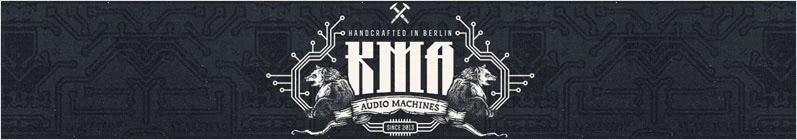 KMA Machines · Alle Bass-Effekte