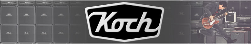 Koch Amps Studiotone · Guitar Amplifiers
