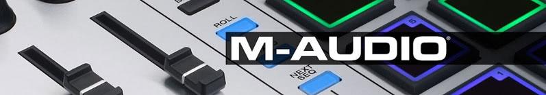 M-Audio · Masterkeyboard