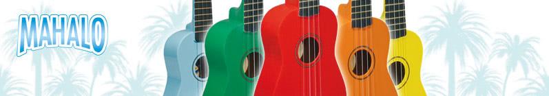 Mahalo · Guitares électriques