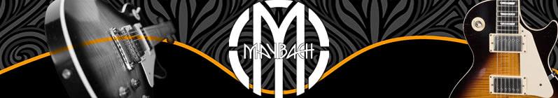 Maybach · Aged E-Gitarren