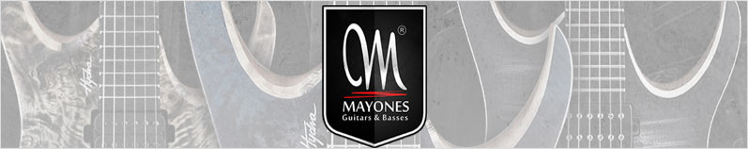 Mayones · 7-String Electric Guitars