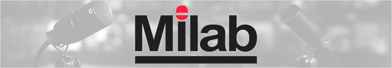 Milab · Small Diaphragm Microphones