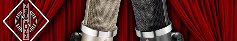 Neumann · Micrófonos