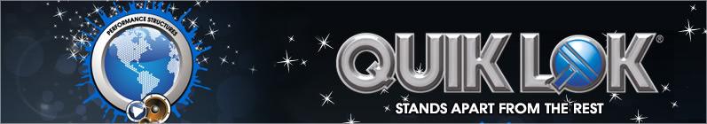 Quik Lok stands