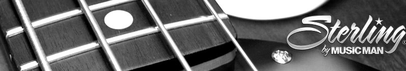 Sterling by Music Man · Bassgitarren