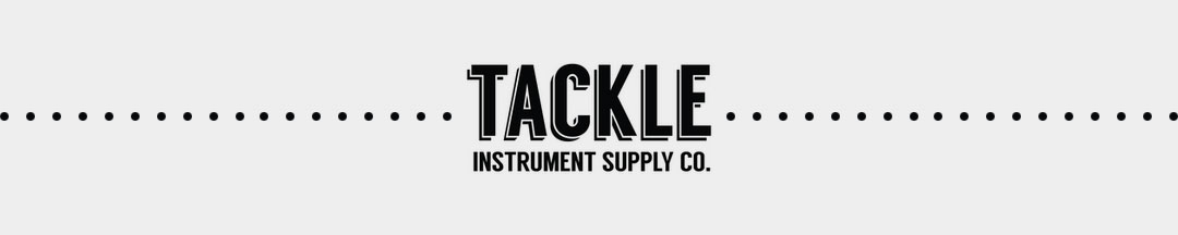 Tackle · Batteries et percussions