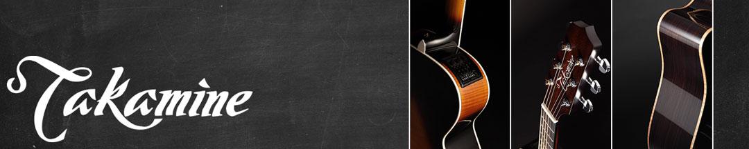 Takamine · 12-Saiter Westerngitarre
