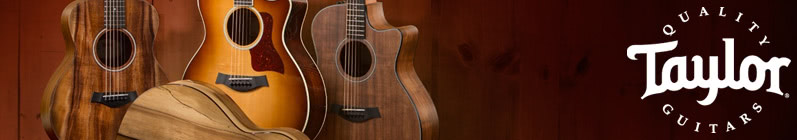 Taylor 700 Series · Acoustic Guitars